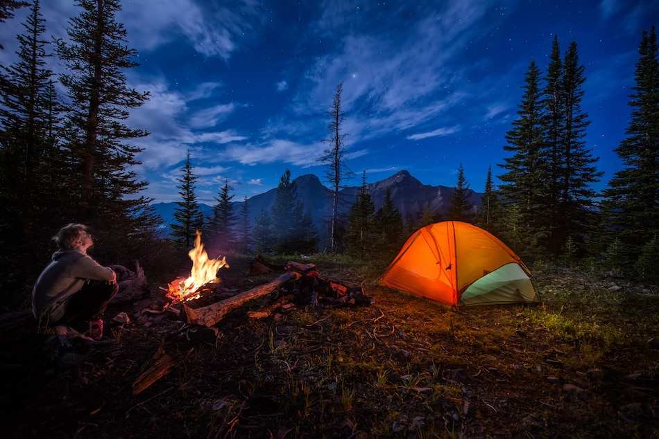 How to Select a Tent: Tent Seasonality