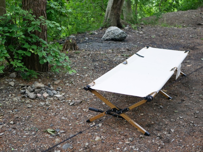 Popular Types of Portable Camping Cots