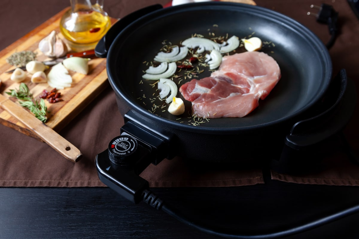 Top 5 Best Electric Skillets