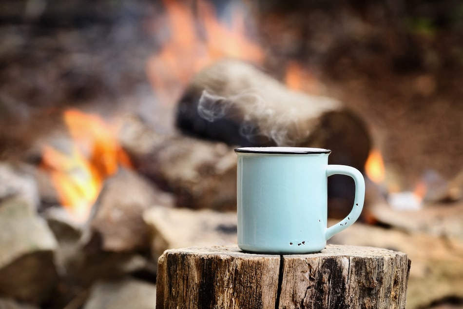 Brewing Perfect Coffee When Camping