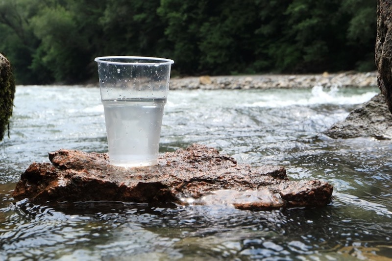 How to Purify & Filter Water While Camping