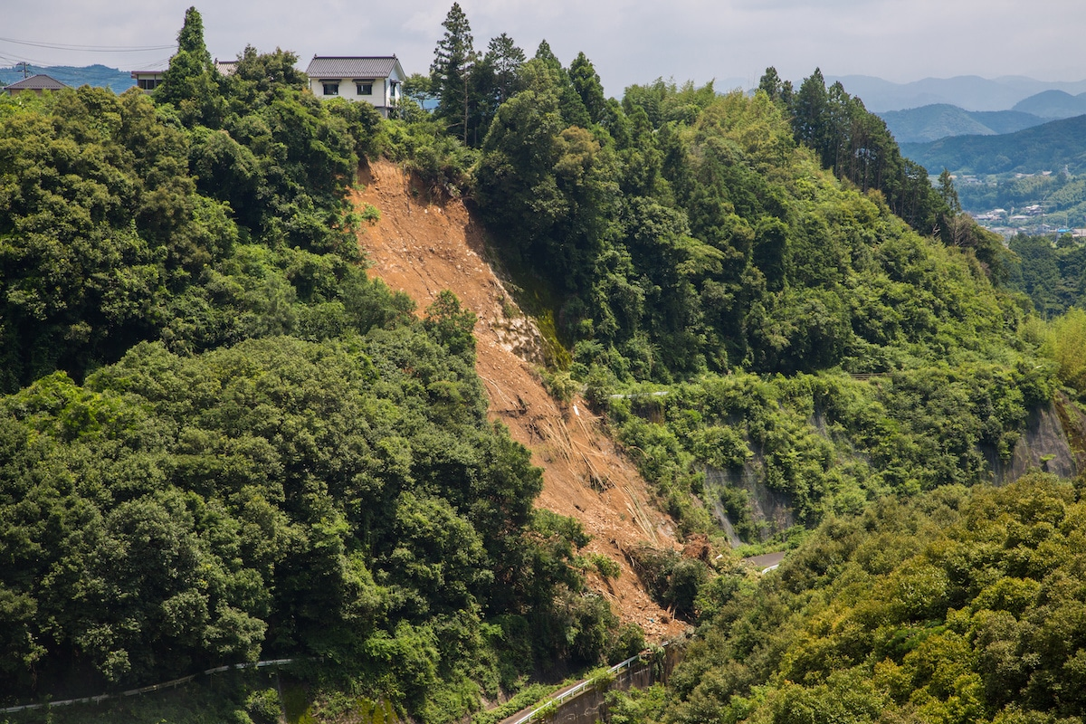 Landslide Preparation & Safety Tips: How to Prepare for and Survive a Landslide