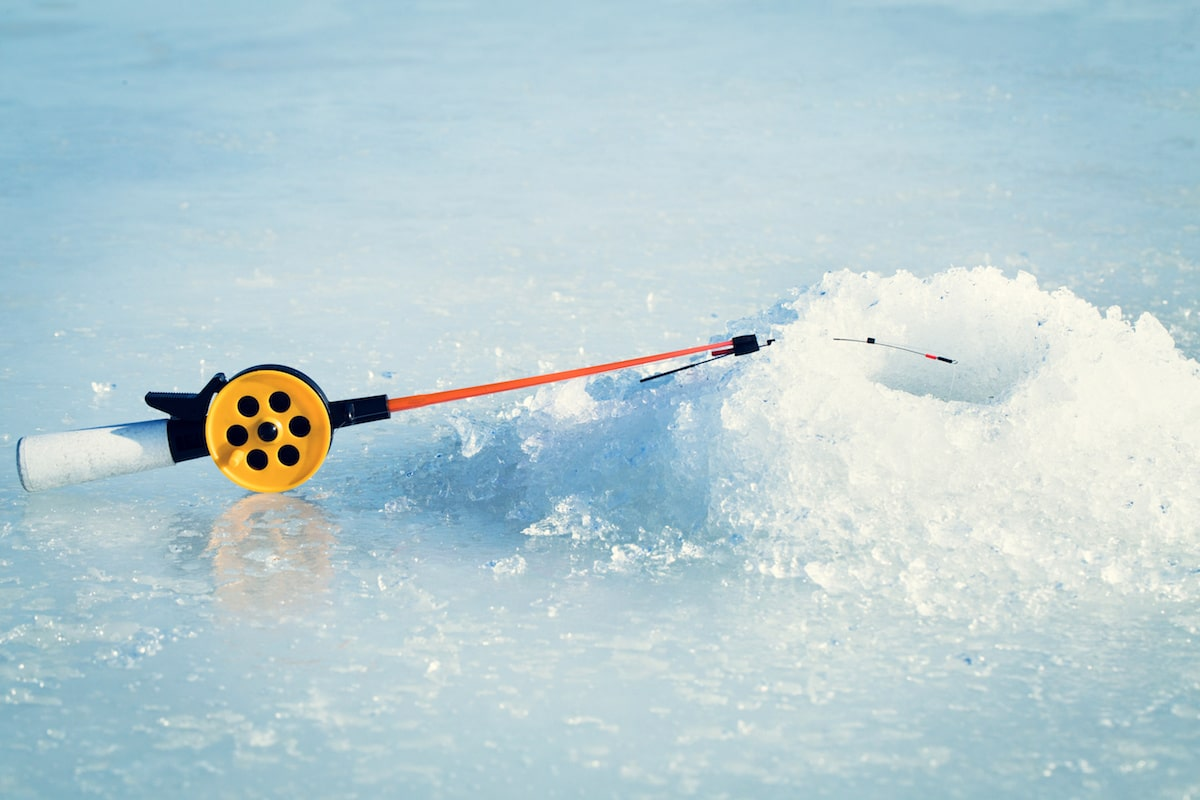 Top 5 Best Ice Fishing Rods