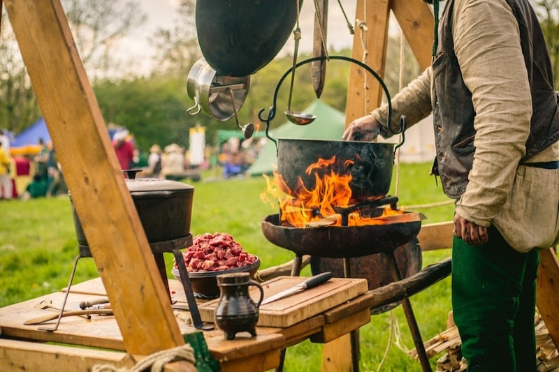 Your Ultimate Camping Kitchen Setup Guide