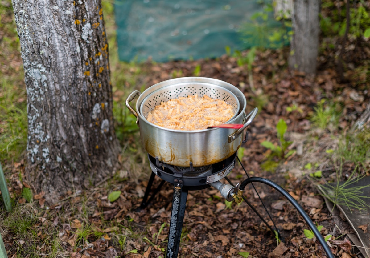 Top 5 Best Outdoor Deep Fryers