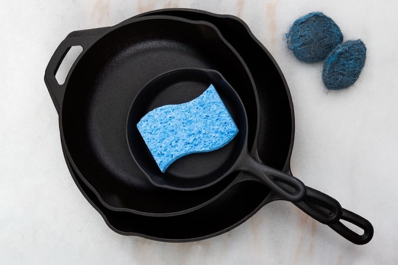 How Do You Clean Cast Iron Dishware?