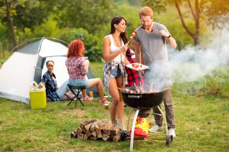 Can You Go Camping Gluten-Free?
