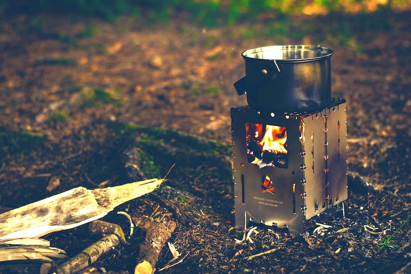 How to Safely and Thoroughly Clean a Camping Stove
